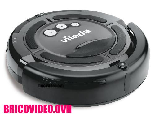 aspirateur robot vileda lidl cleaning robot 147274 test. Black Bedroom Furniture Sets. Home Design Ideas