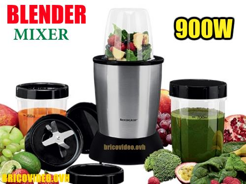 blender a smoothie lidl silvercrest ssm 250 b1 test avis prix notice et caract ristiques. Black Bedroom Furniture Sets. Home Design Ideas