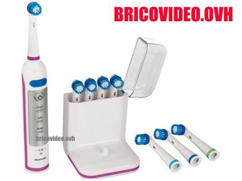 brosse dents lectrique pour enfants lidl nevadent. Black Bedroom Furniture Sets. Home Design Ideas