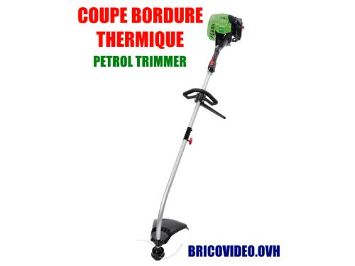 notice coupe bordure thermique lidl florabest bl fbs 25 4