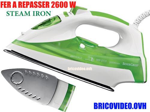 fer-a-repasser-vapeur-silvercrest-lidl-sdbe-2600-accessoires-test-avis-prix-notice-carcteristiques-forum