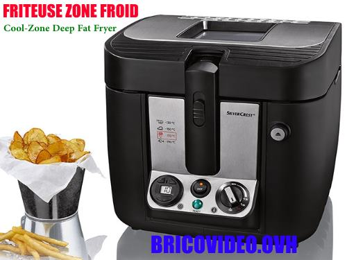 Friteuse Zone Froide Silvercrest Lidl Skf Accessoiress Test Avis Prix Notice Caracteristiques Forum Grand Froid