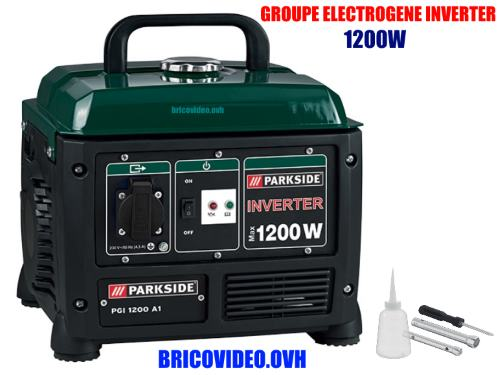 inverter generator parkside pgi 1200 a1 lidl test advice