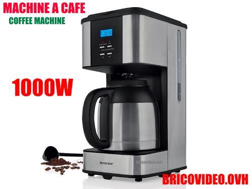 machine expresso lidl silvercrest sem 1100 b3 pour la pr paration d 39 expresso cappuccino test. Black Bedroom Furniture Sets. Home Design Ideas