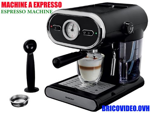 machine a expresso