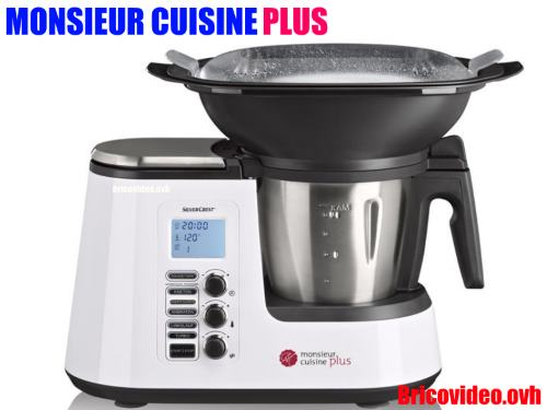 monsieur cuisine lidl recette robot m nager silvercrest skmh 1100 temps de cuisson test avis. Black Bedroom Furniture Sets. Home Design Ideas