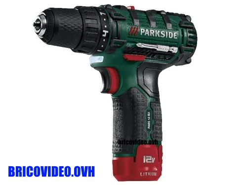 lidl cordless drill parkside pabs 12v accessories test advice customer reviews price instruction manual technical data