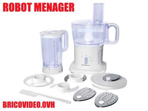 Robot multifonctions lidl silvercrest skm 550 b1 test avis for Robot de cocina silvercrest