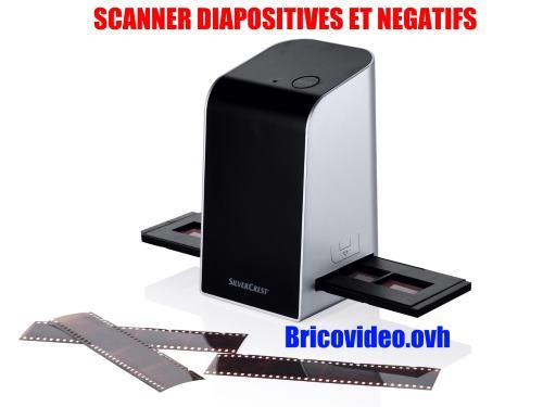 mode d'emploi scanner de diapositives et de negatifs silvercrest smd 3600 lidl notice pdf