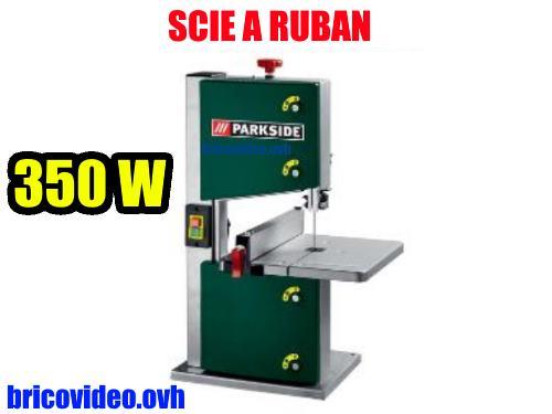 scie-a-ruban-lidl-pbs-350w-1400rpm-scheppach-test-avis-notice