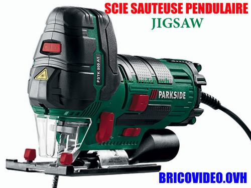 Parkside Jigsaw Lidl Pstk 800 A1 Test Advice Customer