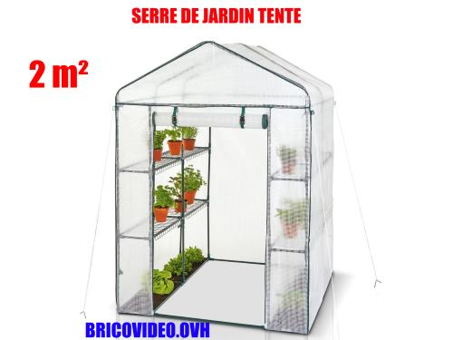 notice serre de jardin lidl florabest amenagee tente mode demploi pdf instructions de montage - Lidl Jardin