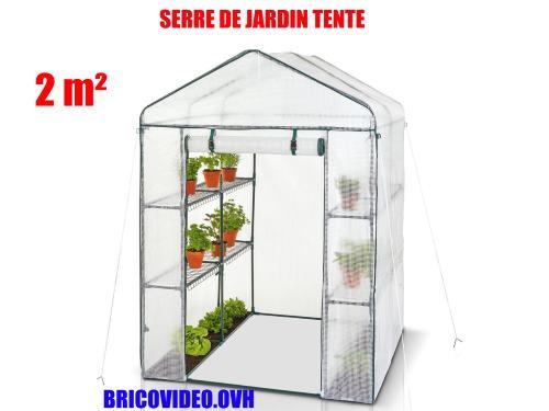 Serre De Jardin Amenagee Florabest Lidl Tente Blablalidl Com Avis