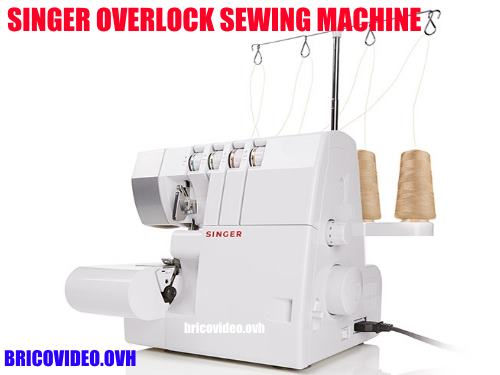 singer overlock sewing machine lidl 14sh754 accessories test advice customer reviews price. Black Bedroom Furniture Sets. Home Design Ideas