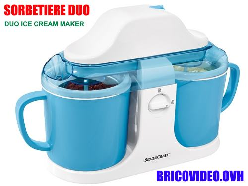Silvercrest duo ice cream maker lidl semd 12 a2 test advice customer reviews price instruction - Silvercrest home tech ...