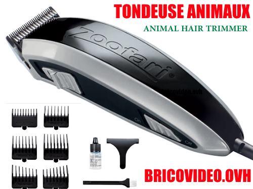 tondeuse pour animaux zoofari ztsd 36 lidl avis produit lidl parkside powerfix. Black Bedroom Furniture Sets. Home Design Ideas