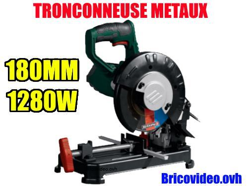 tronconneuse m taux lidl parkside pmts 180 mm 1280 w 7700 rpm test avis notice. Black Bedroom Furniture Sets. Home Design Ideas