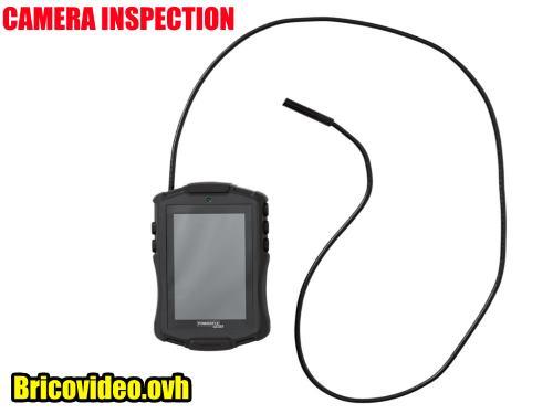 caméra d'inspection 4,3