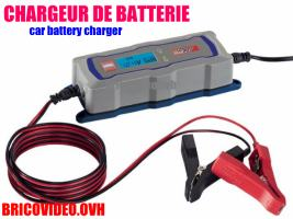 chargeur de batterie - Ultimate speed - 17,99 €