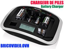 batterie solaire lidl silvercrest chargeur powerbank 5000 mah 3 7v test avis notice. Black Bedroom Furniture Sets. Home Design Ideas