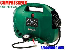 compresseur 1100w 180L