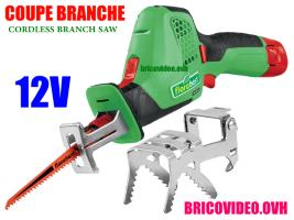 coupe branches 12v