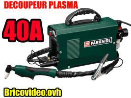 découpeur plasma - Parkside - 149 €