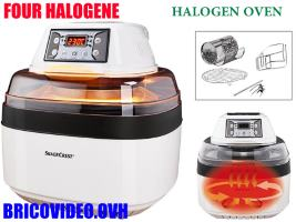 four halogene