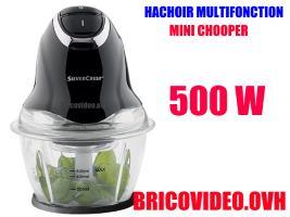 Hachoir multifonction 500w