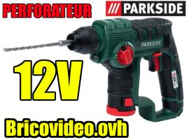 Marteau perforateur 12v