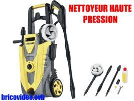 nettoyeur haute pression 150 bar