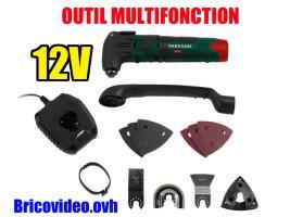 outil multifonction 12v