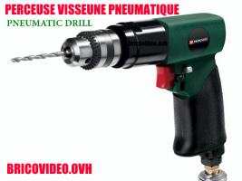 perceuse pneumatique