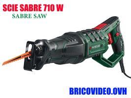 scie sabre 710w