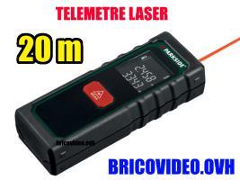 télémètre laser 20m