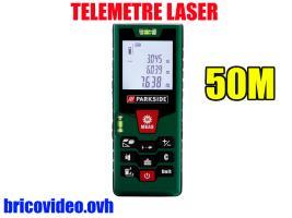 télémètre laser 50m