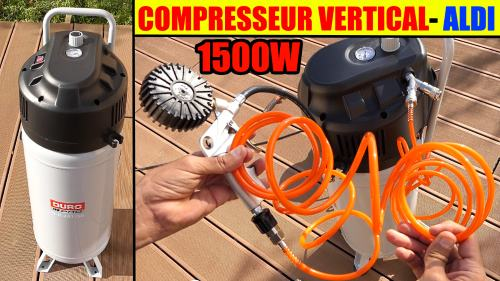 compresseur-aldi-duro-50l-1500w-10bars-vertical-test-avis-notice