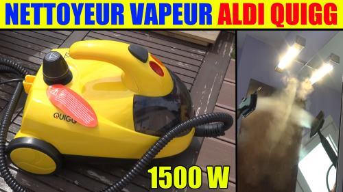 Nettoyeur vapeur quigg avis for Acheter un nettoyeur vapeur