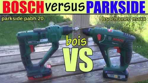 Parkside cordless hammer drill 20v lidl pabh 20 li a1 - Batterie parkside 20v ...