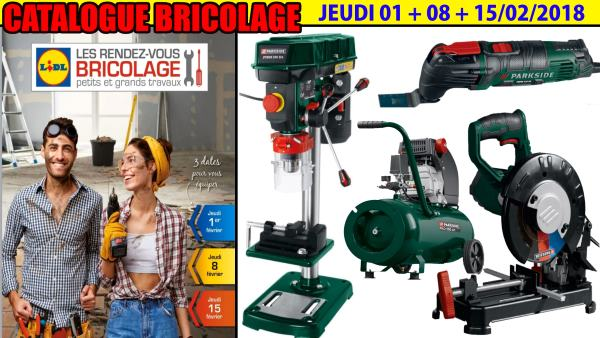 astuces de bricolage jardinage maison lidl aldi parkside powerfix. Black Bedroom Furniture Sets. Home Design Ideas