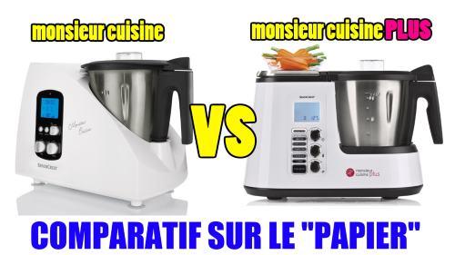 Monsieur cuisine lidl recette robot m nager silvercrest for Silvercrest monsieur cuisine plus