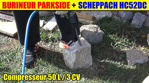 burineur-pneumatique-lidl-parkside-pdmh-4500-air-comprime-compresseur-scheppach-hc52dc