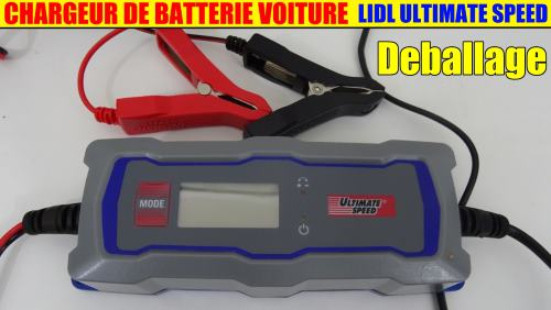 ultimate speed car battery charger lidl ulg 12 accessories. Black Bedroom Furniture Sets. Home Design Ideas