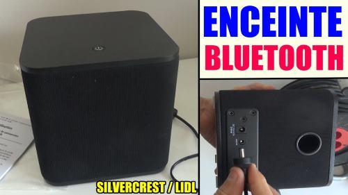 enceinte st r o bluetooth lidl silvercrest sbls 20 a1 test. Black Bedroom Furniture Sets. Home Design Ideas