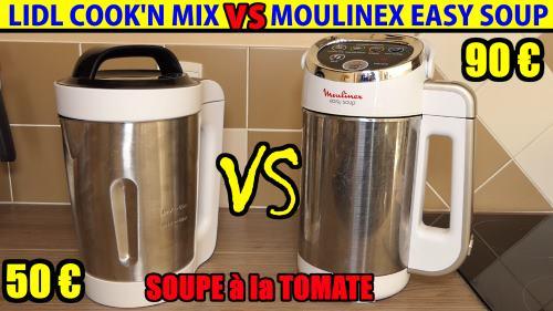 moulinex easy soup 1000w 1,2l soupière mixeur cuiseur test avis