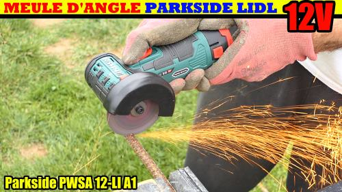 Scie Circulaire Parkside Performance Phksap 20 Li Brushless