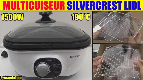 mixeur cuiseur lidl silvercrest cook 39 n mix smk 1000. Black Bedroom Furniture Sets. Home Design Ideas