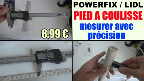 powerfix digital calliper lidl accessories test advice customer reviews price instruction manual technical data