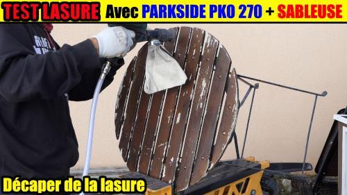 pistolet de sablage air comprim parkside pdsp 1000 b2 lidl pneumatique. Black Bedroom Furniture Sets. Home Design Ideas