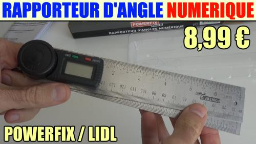 powerfix digital angle finder lidl accessories test advice customer reviews price instruction manual technical data